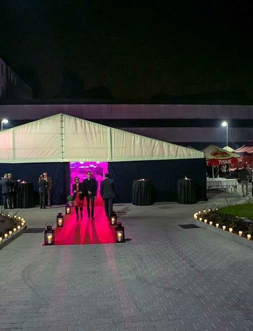 OPENING OF THE OFFICE BUILDING KATOWICE