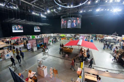 TRADE FAIR IN THE ARENA GLIWICE