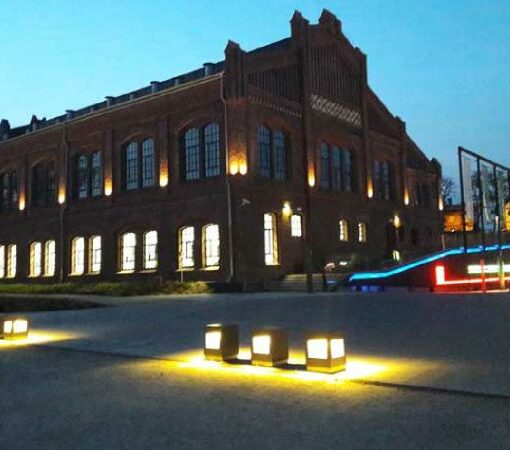 SILESIAN MUSEUM – SECOND STAGE OF REVITALIZATION OF THE AREA AND OBJECTS