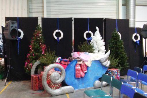 CHRISTMAS EVE – SAINT GOBAIN