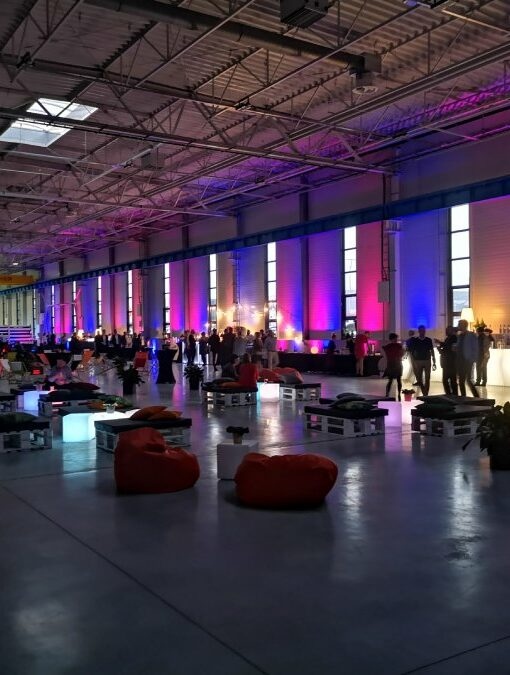 OPENING OF A NEW PRODUCTION HALL