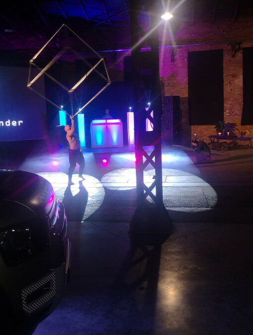 PREMIERE LAND ROVER ABOVE&BEYOND – NEW DEFENDER