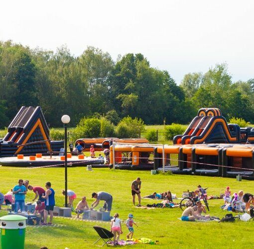 FAMILY PICNIC IN GLIWICE TOWN